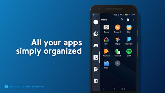 Smart Drawer - Apps Organizer 1.0.0 (Pro)
