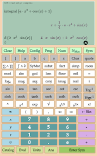 Math Plus Ultra (Programmable Graphing Calculator) Screenshot