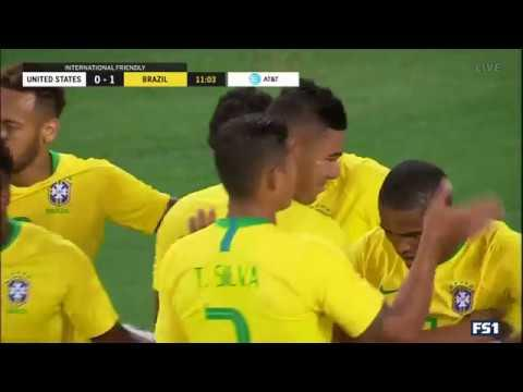 USA vs. BRASIL – Análise do jogo