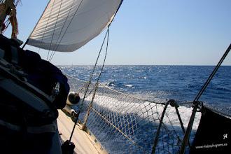 Photo: Que es mi barco mi tesoro, que es mi dios la libertad, mi ley, la fuerza y el viento, mi única patria, la mar. (Espronceda)... Ciutadella, Menorca, España.