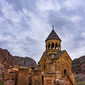 Noravank by Anto Boyadjian - Buildings & Architecture Places of Worship ( monastery, church, armenia )