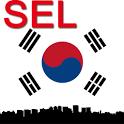 Seoul Map icon