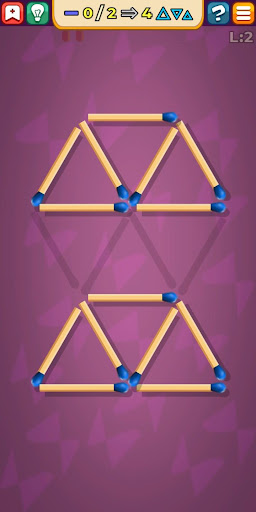 Matches Puzzle Game screenshot 5