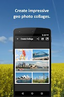 Screenshot of MapCam - Geo Camera & Collages