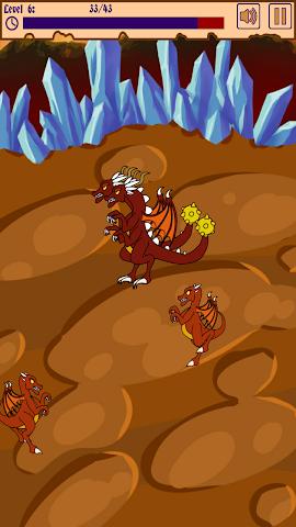 android Dragon Evolution Screenshot 2