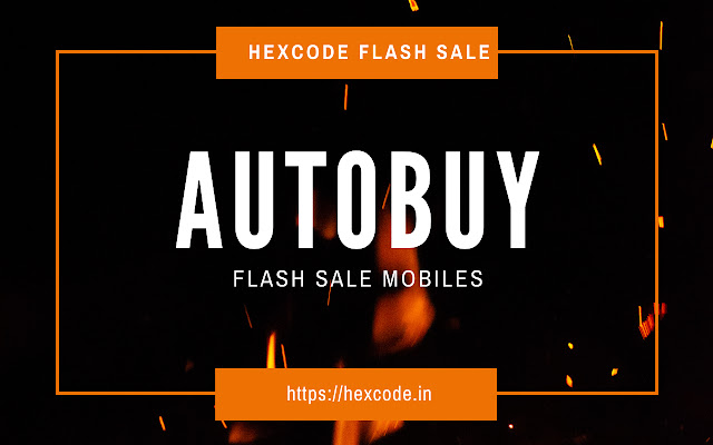 Hexcode Flash Sale AutoBuy