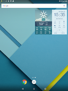 Multifunctional Weather Clock screenshot 6