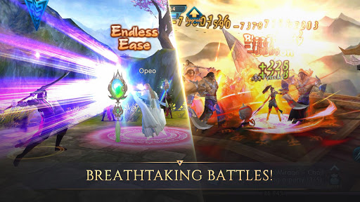 Jade Dynasty Mobile: Your pocket open world MMORPG 1.321.0 screenshots 3