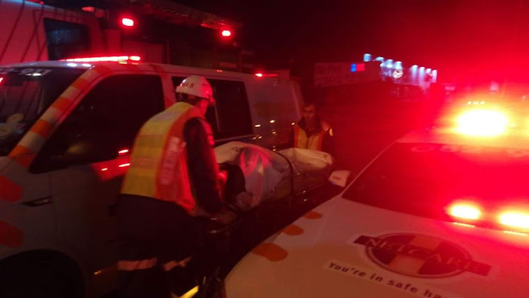 Four people were shot in an altercation outside a club in Umhlanga north of Durban in the early hours of Saturday.