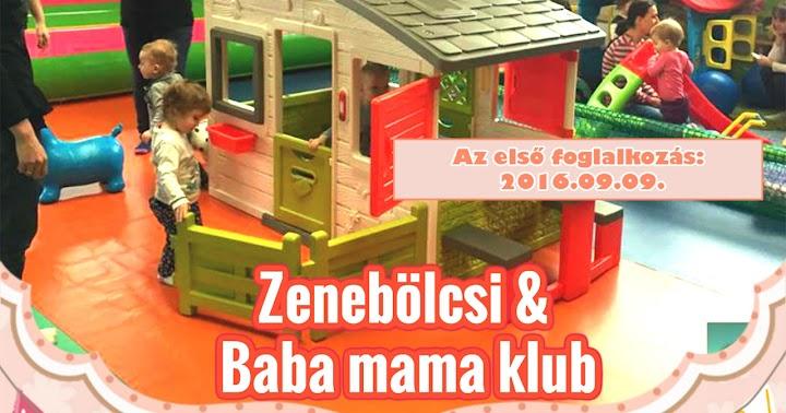Babaklub és zenebölcsi 2016 Kaposvár