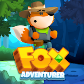 Fox Adventurer - Jump run and magic switch