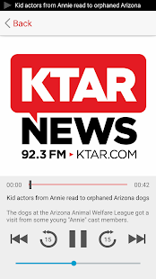 KTAR News 92.3 FM- screenshot thumbnail