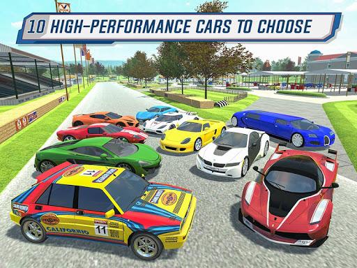 Parking Masters: Supercar Driver  screenshots 10