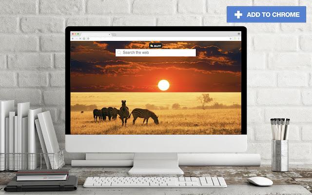 Safari Wallpapers New Tab Theme