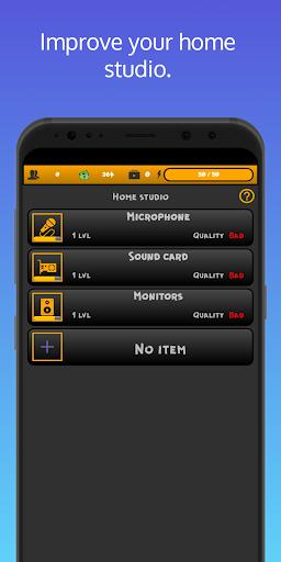 Rap Life - rap career simulator apktram screenshots 7