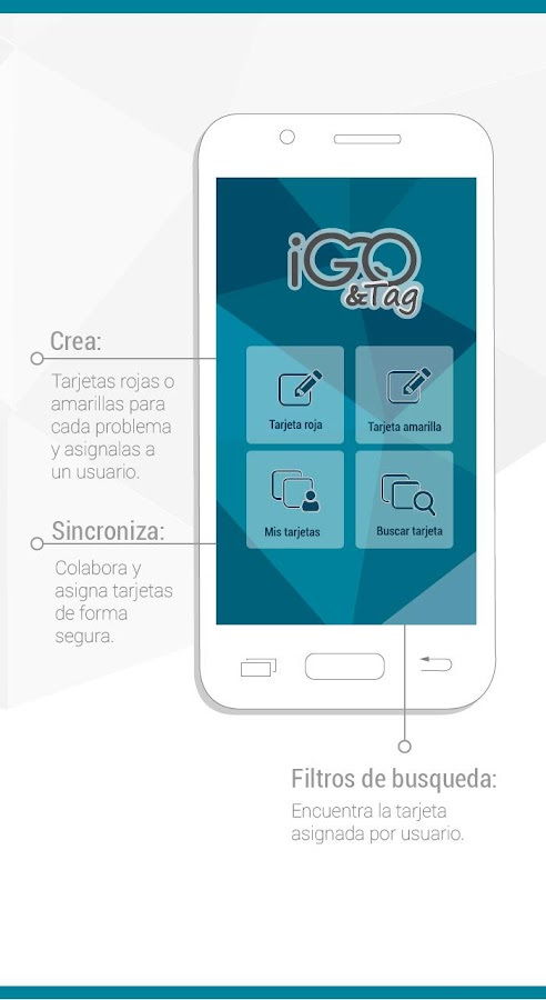 iGo&Tag- screenshot