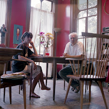 Photo: title: Wayne Curtis & Louise Klaila, New Orleans, Louisiana date: 2011 relationship: friends, family friends, art, met through Toby Hollander years known: 15-20