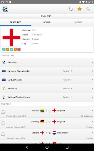 Football Live Scores screenshot 11