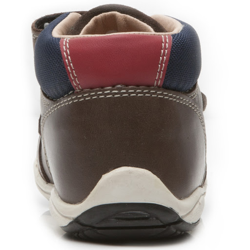 Thumbnail images of Geox Toledo Brown Ankle Boot