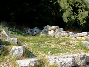 Photo: Butrint - Roman theater from 2nd century AD