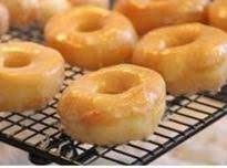 Krispy Kreme Raised Yeast Doughnuts Delish!