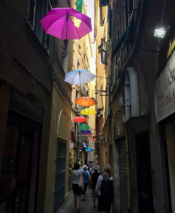 Genova by Mike Hotovy - Instagram & Mobile iPhone