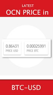 OCN Price Rate - náhled