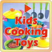 Kids Cooking Toys