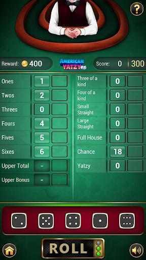 Yatzy - Offline Free Dice Games 2.1 screenshots 15