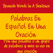 Spanish Words In A Sentence