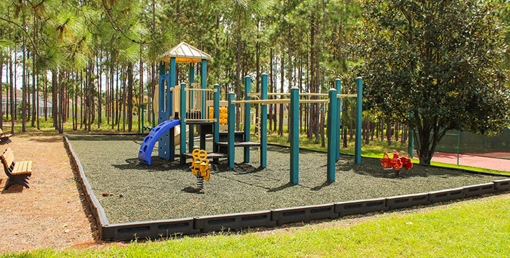 Play Area at Highlands Reserve