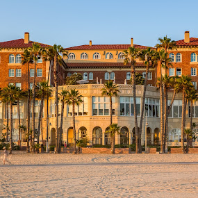 Hotel Casa Del Mar by Vamsi Sata - Buildings & Architecture Other Exteriors ( santa monica, casa del mar, sunset, beach, los angeles )