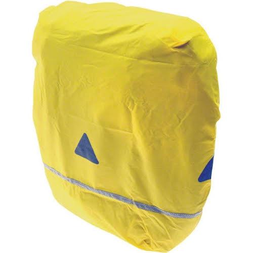 Axiom 30 Liter Pannier Rain Cover: Yellow