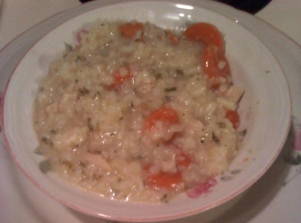 Chicken Rice Soup Recipe