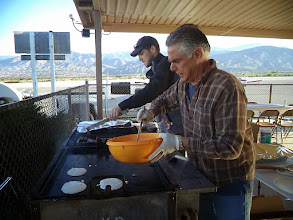 Photo: Pancake Breakfast & Young Eagles 3-26-16