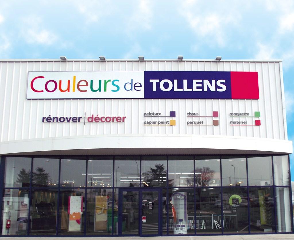 Couleurs de Tollens Châtellerault