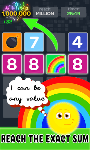 Number block puzzle - Connect Million merge blocks filehippodl screenshot 3