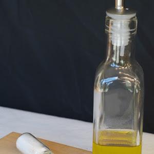 Olive Oil, Lemon, and Sea Salt Mayonnaise