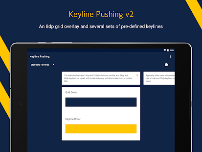 Keyline Pushing- screenshot thumbnail