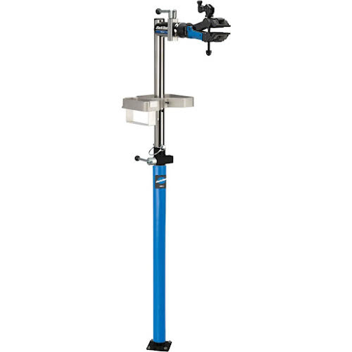 Park Tool PRS-3.3-2 Deluxe Single Arm Repair Stand with 100-3D Micro-Adjust Clamps
