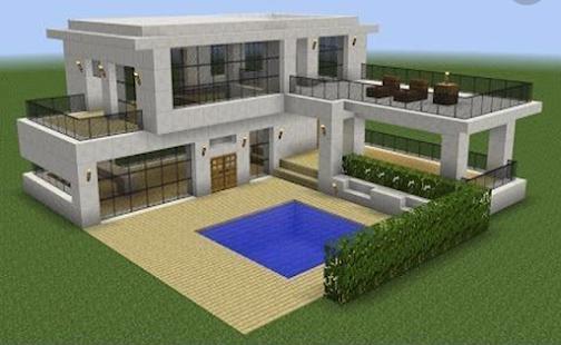 Download Moderne Minecraft Häuser APK APK Für Android - Minecraft hauser verbessern