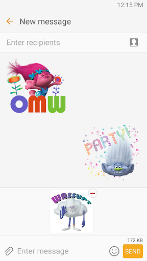 Emoji Trolls