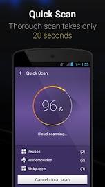 NQ Mobile Security & Antivirus Screenshot 2