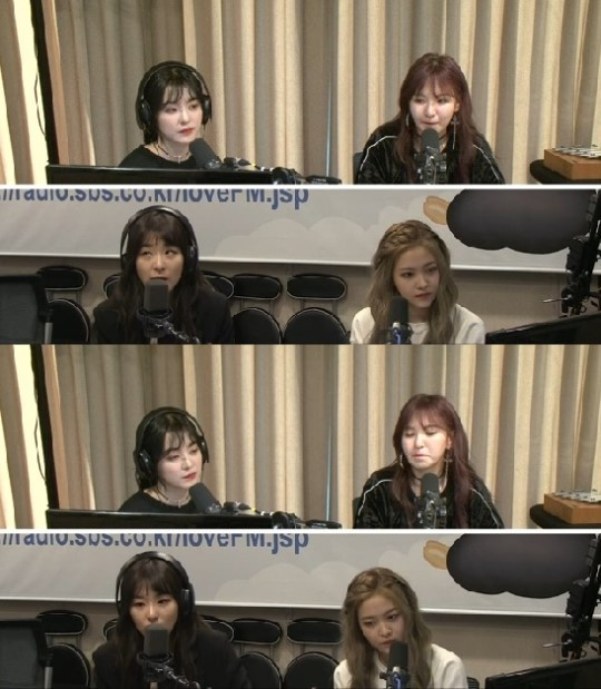 Red Velvet Reveal Who Their Closest Female Friends Are In The Industry