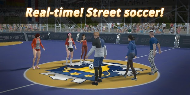 Extreme Football:3on3 Multiplayer Soccer Screenshot
