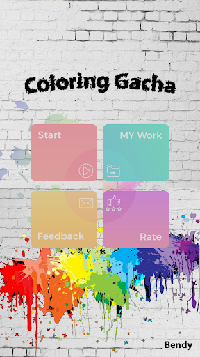 Gacha Coloring Book - screenshot