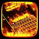Flames Keyboard icon