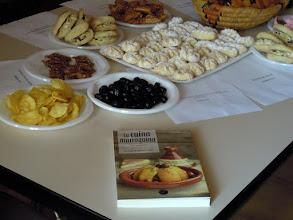 Presentació de La cuina marroquina a Barcelona