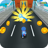 Subway Doraemon Dash: Free Doramon, Doremon Game