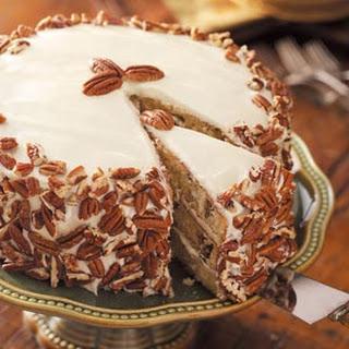 Favorite Italian Cream Cake